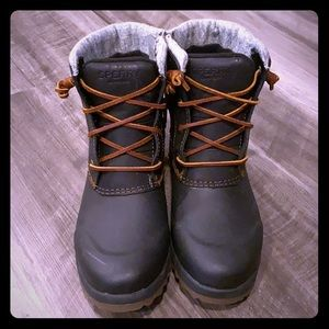 Sperry Top-Sider Boots Like NEW!